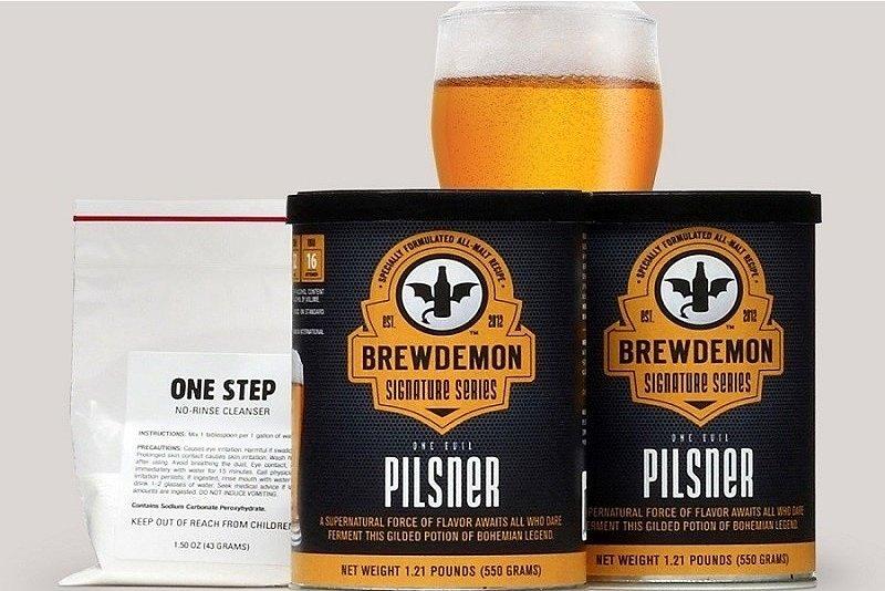 инструкция brewdemon