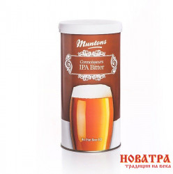 Пивная смесь Muntons IPA (Indian Pale Ale) Bitter, 1,8 кг (Эль) на 23л пива