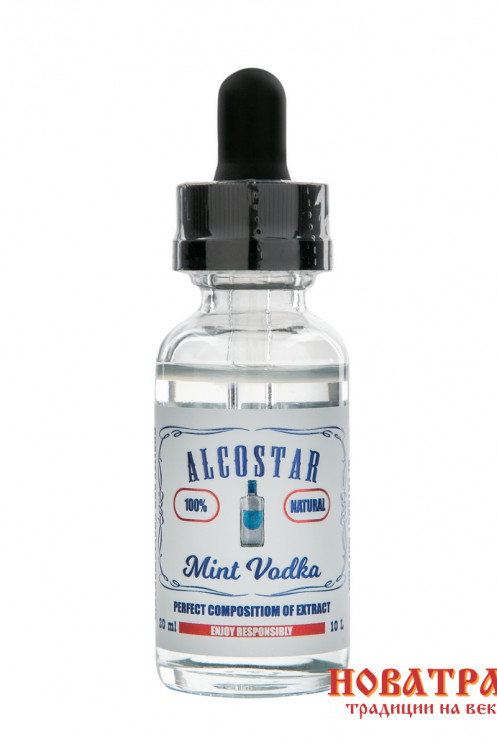 Эссенция Alcostar Mint Vodka